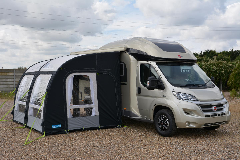 Kampa Motor Rally Air Pro Fortelt Campingnett