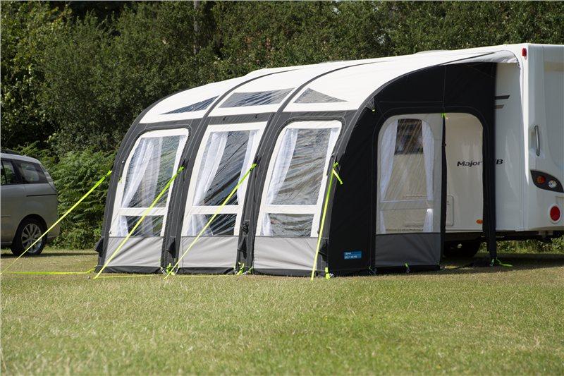 Kampa Rally Air Pro Fortelt Campingnett