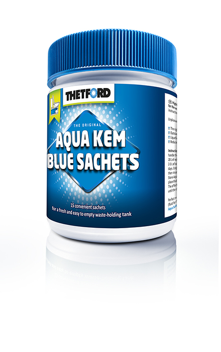 Thetford Aqua Kem porsjonsposer til toalett