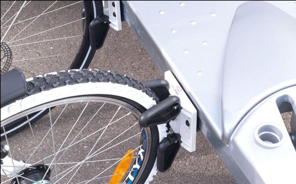 Bikeprofix parkeringssystem for sykler