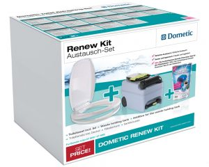 Renew Kit Dometic CT3000/CT4000