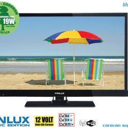 Finlux LED TV 230V / 12V med DVD-spiller 24 tommer