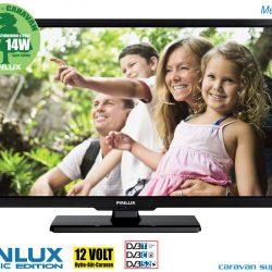 Finlux LED TV 230V / 12V med DVD-spiller 32 tommer