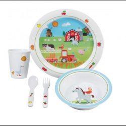 Brunner Farm Servise til barn