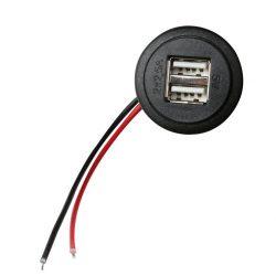 USB-kontakt til innebygging