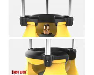 Hot Wok gassflaskebord