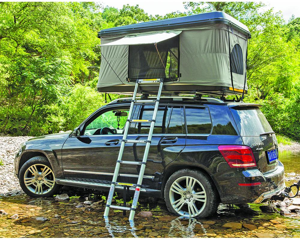 Gocamp Roof Top Tent 1.0 taktelt til bil CampingNett