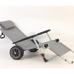 WeCamp strandstol og strandvogn